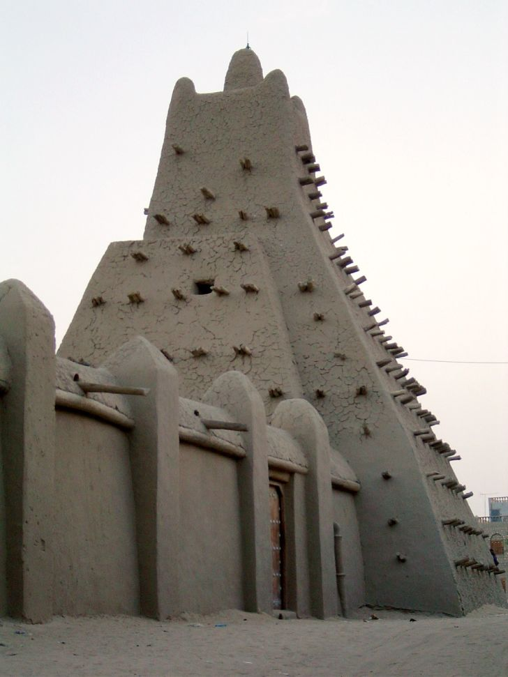 Sankore Madrasah in Mali
