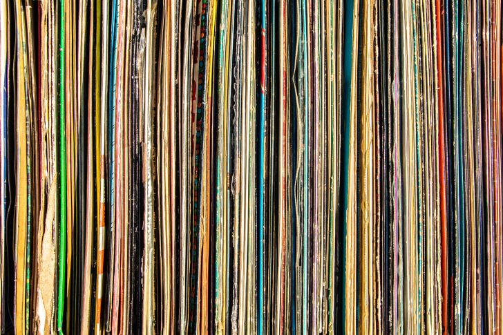 A collection of records