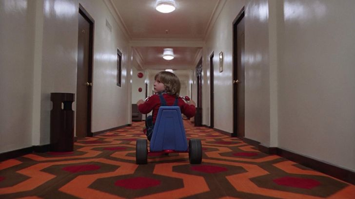 Danny Lloyd in 'The Shining' (1980)