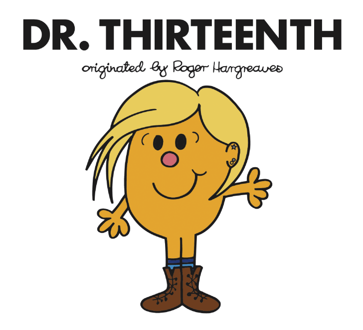 'Dr. Thirteenth' book