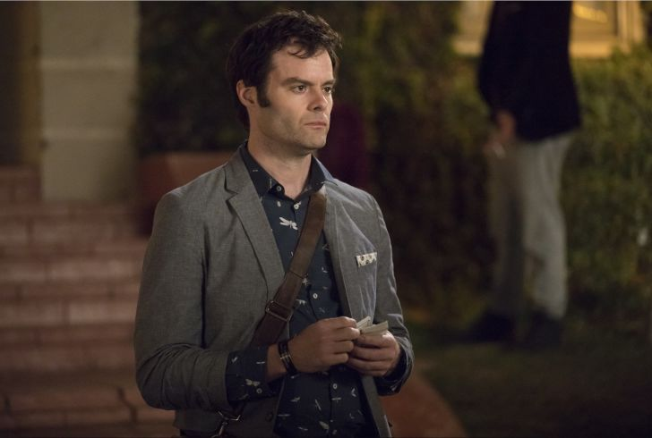 Bill Hader stars in 'Barry'