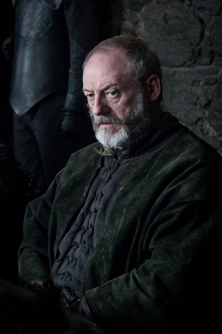 Liam Cunningham in 'Game of Thrones'