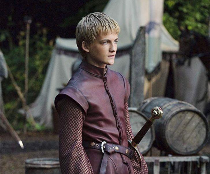 Jack Gleeson as Joffrey Baratheon in Game of Thrones