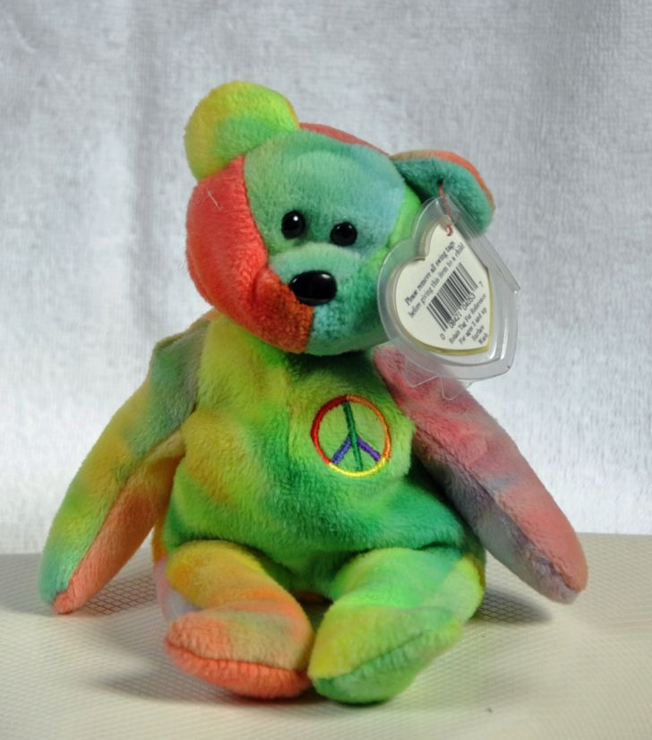 1dc5a35c395 The 10 Most Valuable Beanie Babies That Could Be Hiding in Your ...