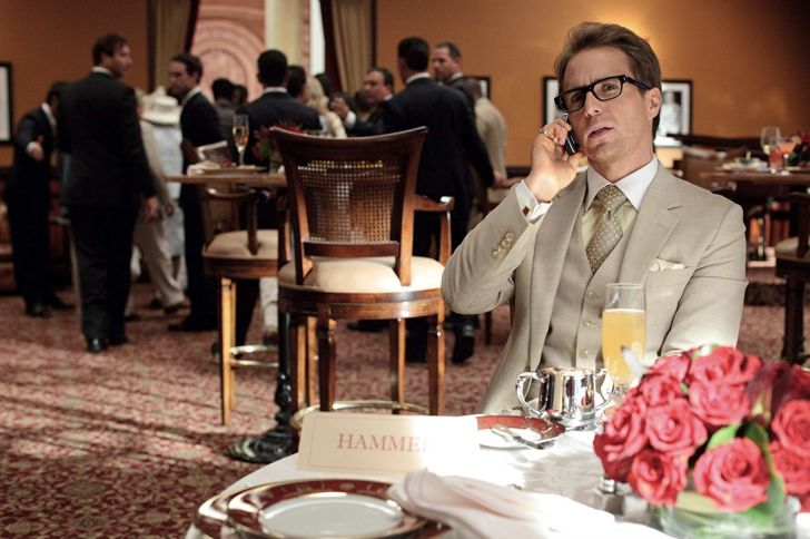 Sam Rockwell in 'Iron Man 2'