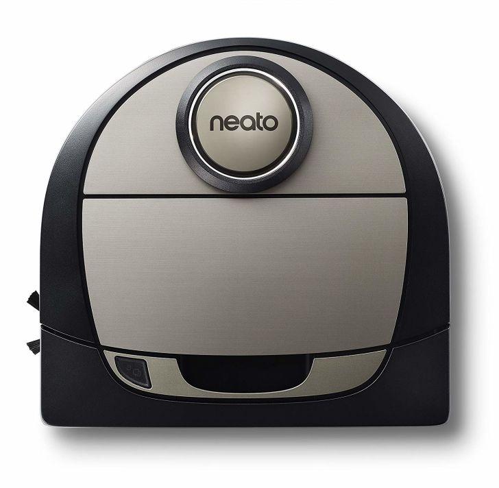 The Neato D7 vacuum