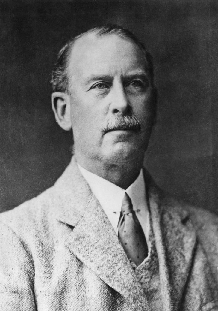 British soldier, archaeologist and explorer Percy Fawcett