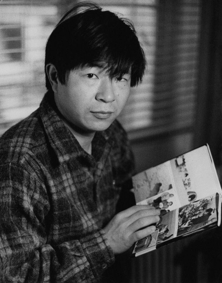 Japanese explorer Naomi Uemura in 1974