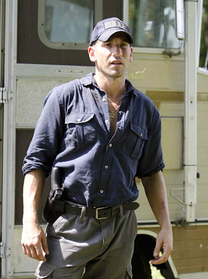 Jon Bernthal in The Walking Dead