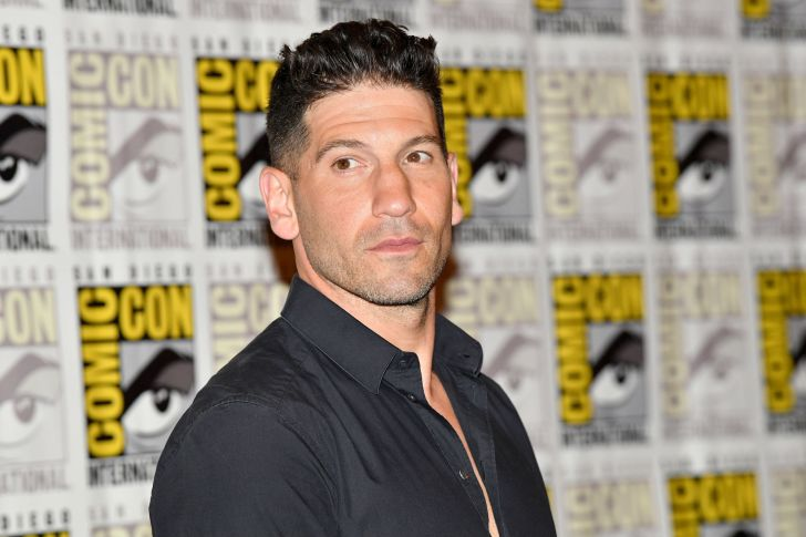 'Punisher' season 2 star Jon Bernthal is photographed during a public appearance