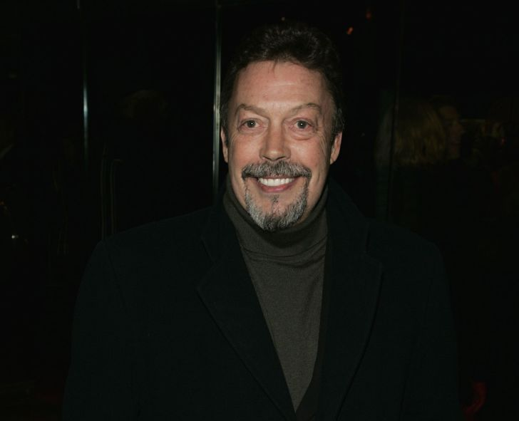 Actor Tim Curry attends the premiere of 'Kinsey' at the Beekman Theatre on November 10, 2004 in New York City