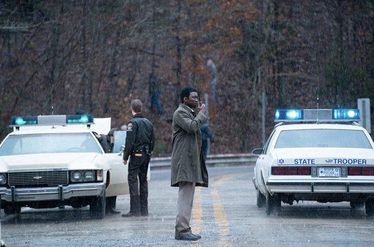 Mahershala Ali in'True Detective'