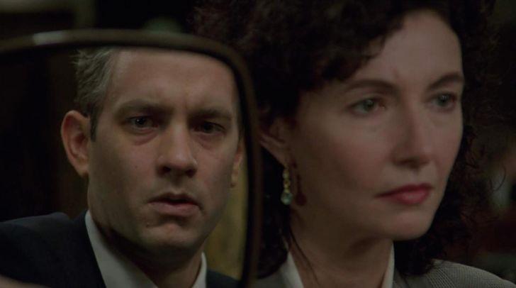 Tom Hanks and Mary Steenburgen in Philadelphia (1993)