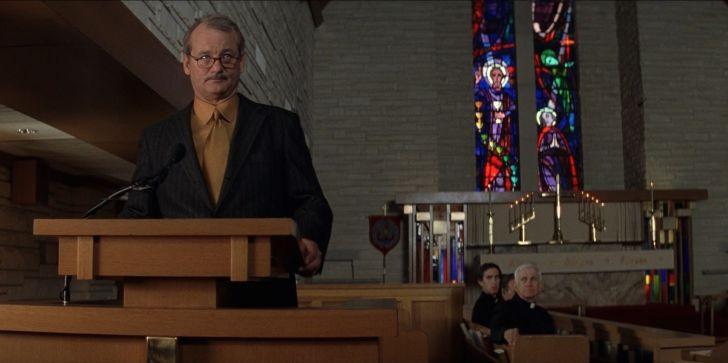 Bill Murray in Rushmore (1998)