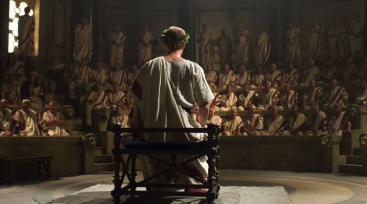 A still from 'Rome'