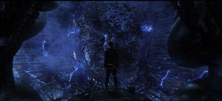 Keanu Reeves in The Matrix Revolutions (2003)