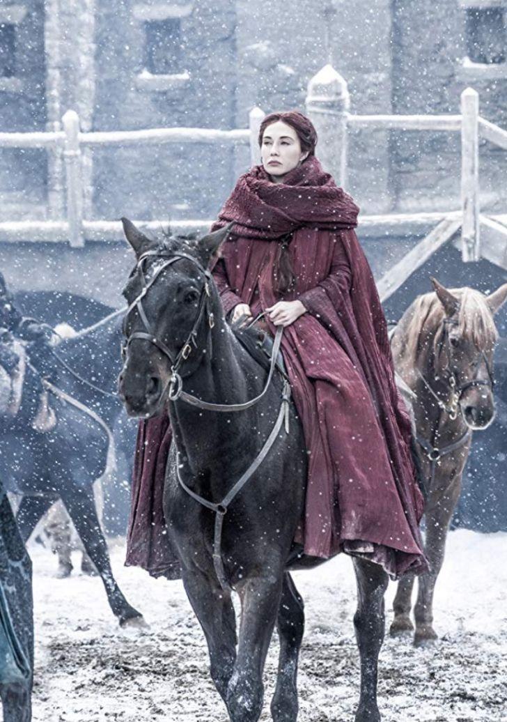 Carice van Houten in 'Game of Thrones'