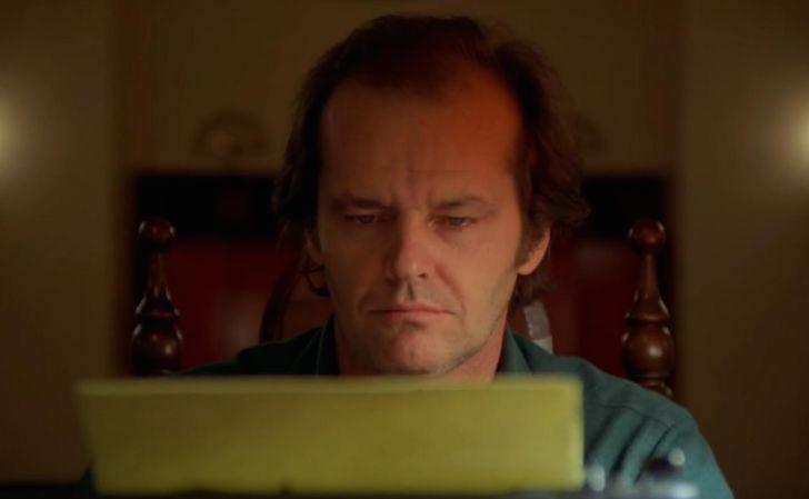Jack Nicholson in 'The Shining' (1980)
