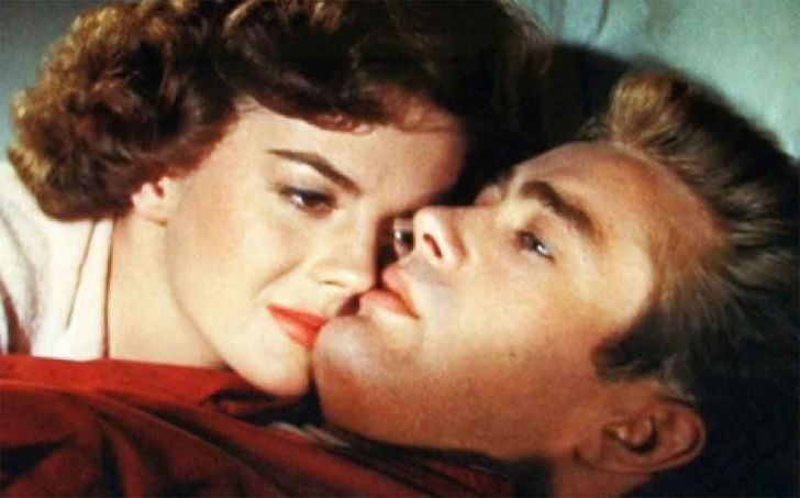Natalie Wood and James Dean in 'Rebel Without a Cause' (1955)