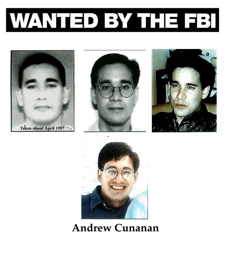 Wanted By The FBI: Andrew Cunanan