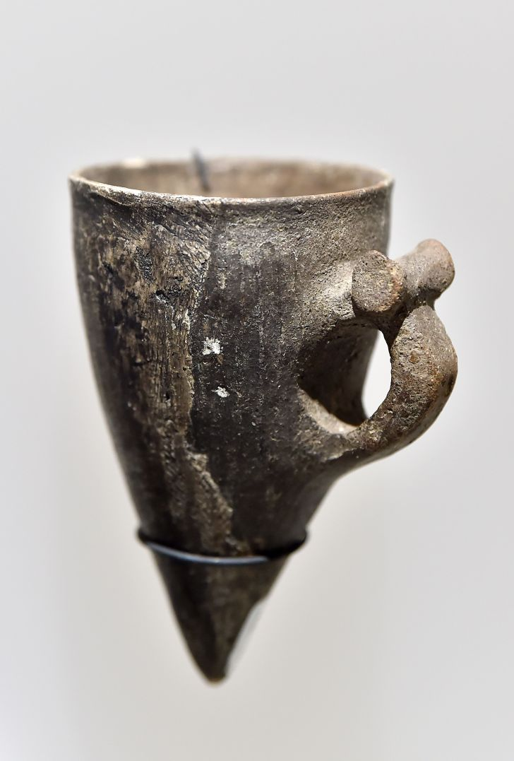 An ancient wine cup