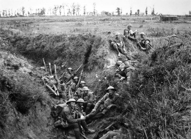 Australian 6th Battalion in World War I