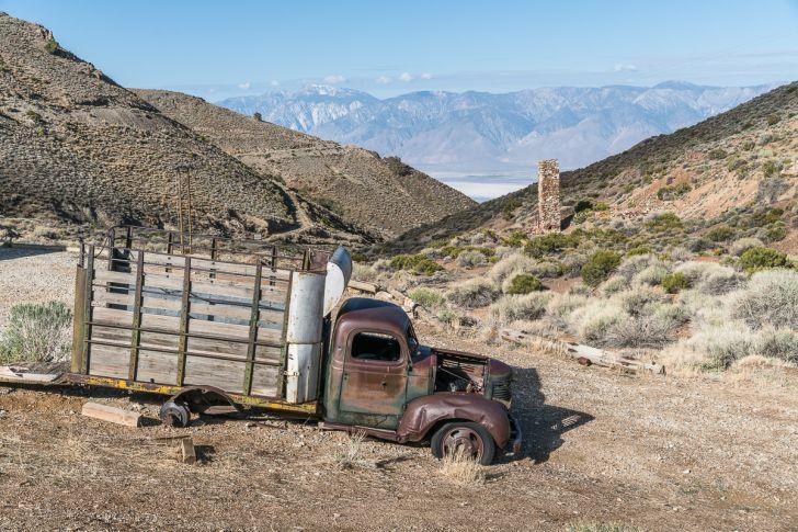 The Cerro Gordo property