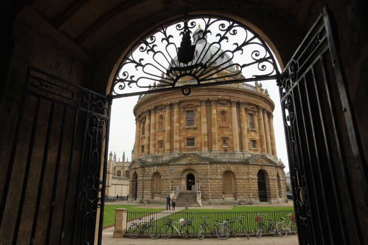 Radcliffe Camera building, part of the Bodleian Library