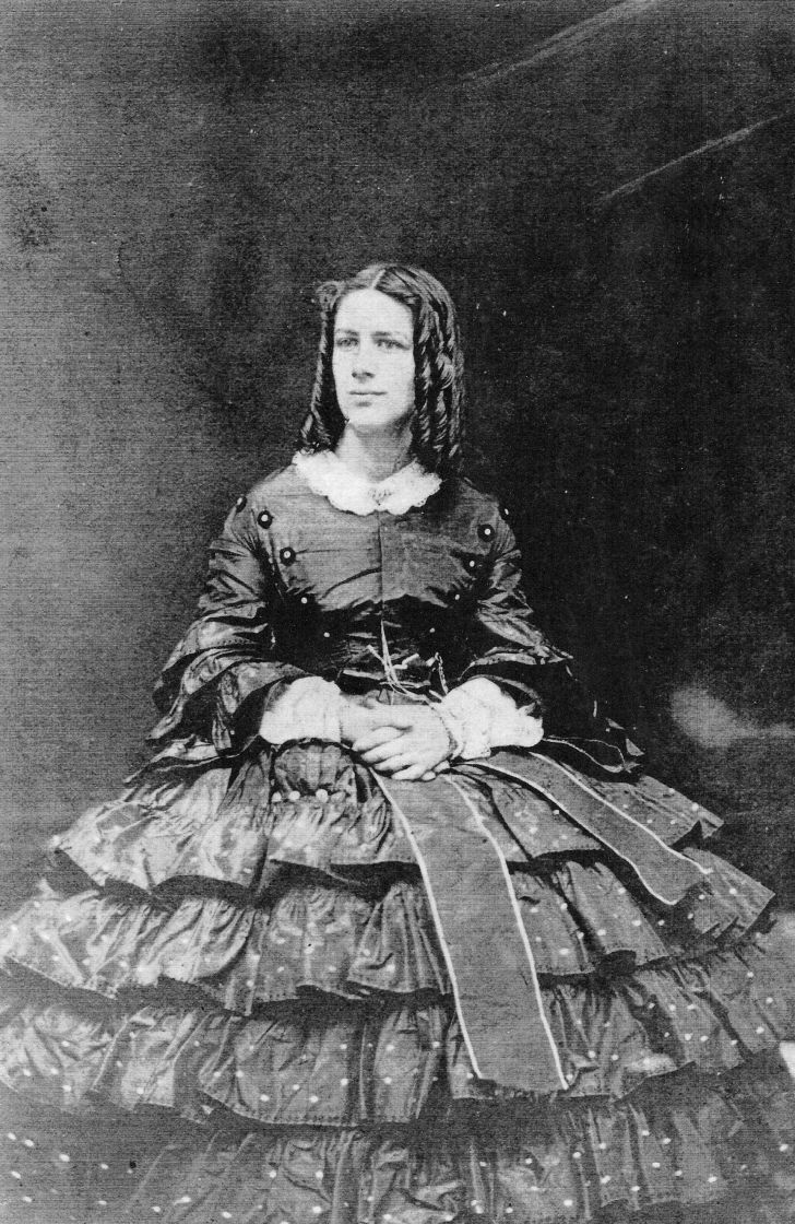 A photo of Laura de Force Gordon
