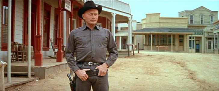 "Yul Brynner as ""The Gunslinger"" in 'Westworld' (1973)"