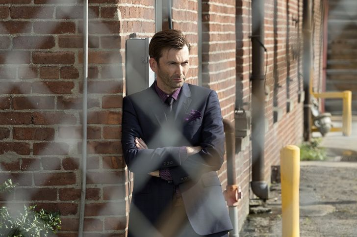 David Tennant in 'Jessica Jones'