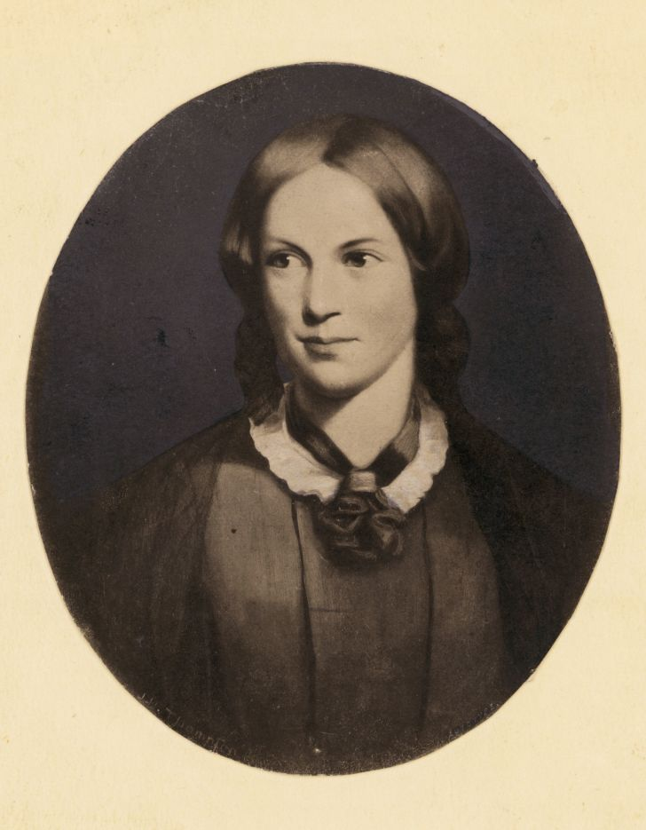 portrait of Charlotte Bronte