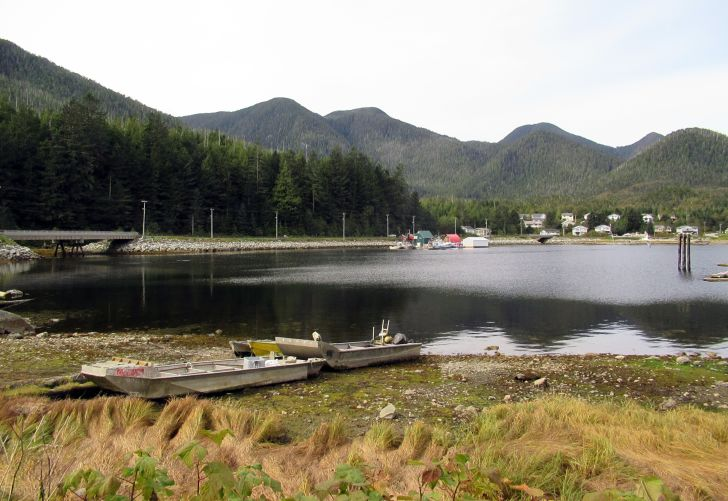 Klemtu, British Columbia, Canada