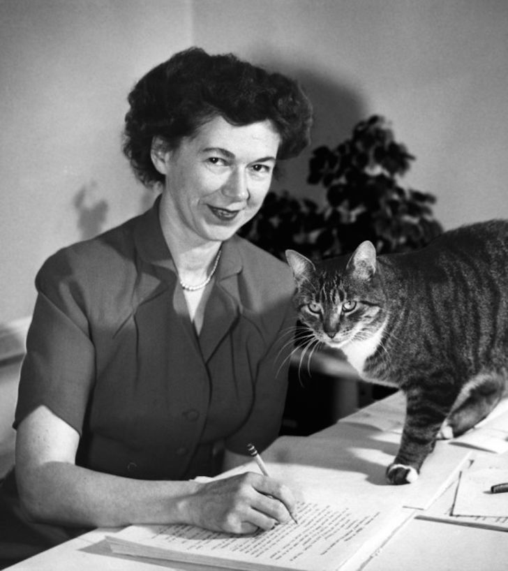 A photo of Beverly Cleary
