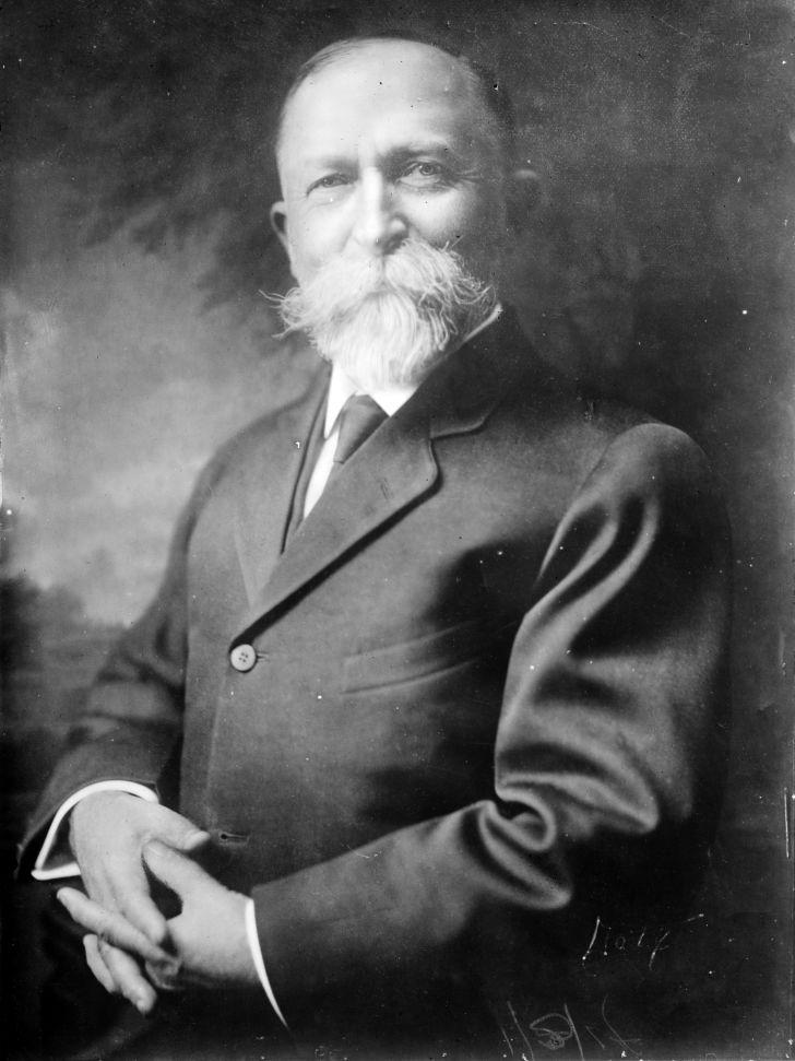 Photo of John Harvey Kellogg