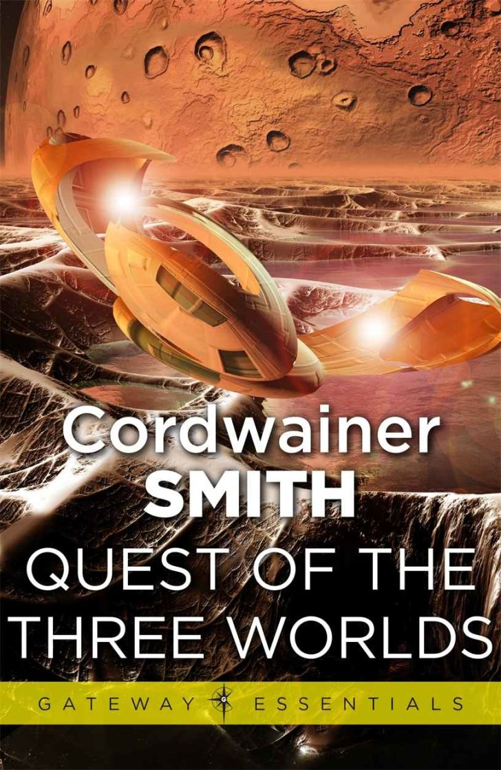 Quest of the Three Worlds cover