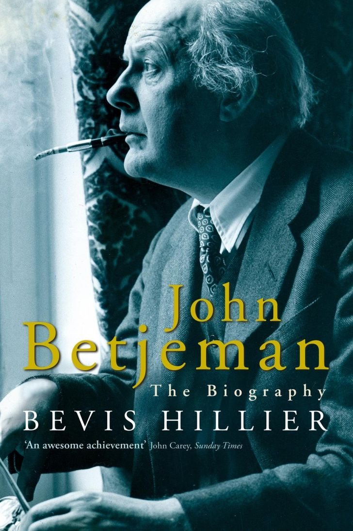 John Betjeman The Biography cover