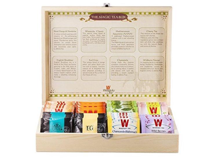 Wissotzky Tea Magic Tea Chest
