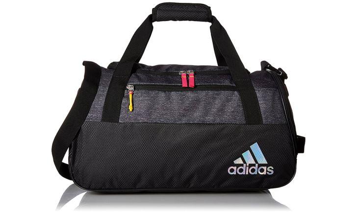 Adidas duffel bag