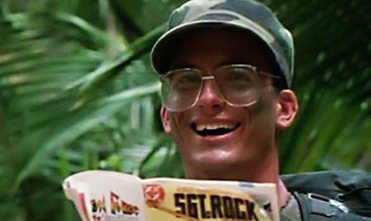 Shane Black in 'Predator' (1987)
