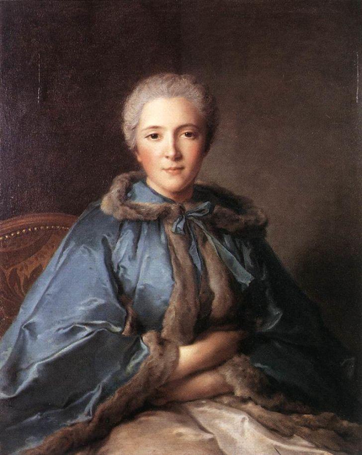 Jean-Marc Nattier, The Comtesse de Tillières
