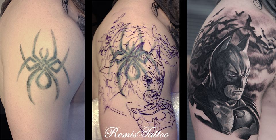 10 Impressive Tattoo Cover Ups Mental Floss